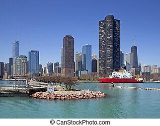 chicago, ciudad