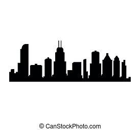 chicago, contorno