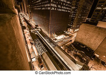 Chicago Crossroad