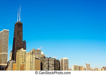 chicago, drapacze chmur