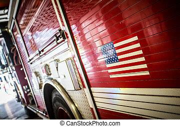 Chicago Fire Truck