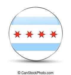 Chicago flag