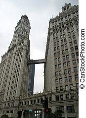 Chicago - Footbridge