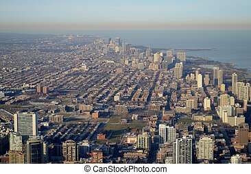 chicago, horizon