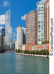 Chicago in september