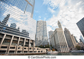 Chicago is the place for tourists and its residents