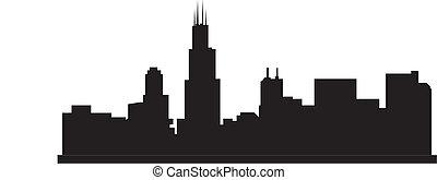 chicago, orizzonte