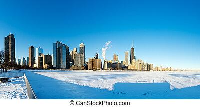 chicago, panorama