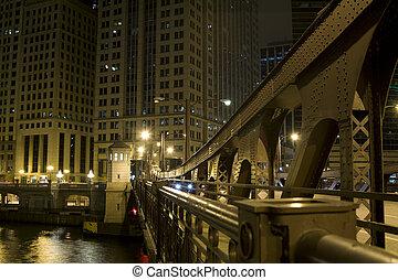 chicago, por la noche