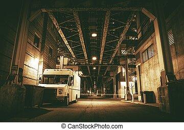 Chicago Urban Theme
