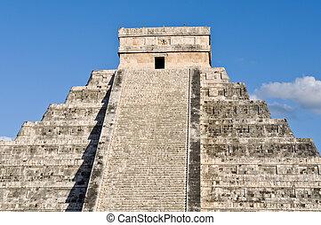 Chichen Itza Mayan Ruins