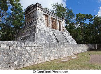 chichen itza, yucatán, méxico