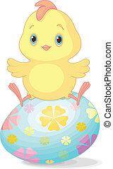 chick, påske