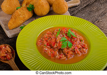 Chicken Coxinhas