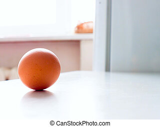 Chicken egg.