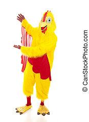Chicken Man Presents