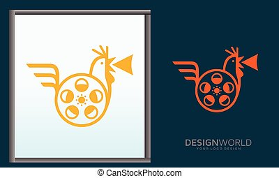 Chicken photography logo design, logo stock photos, vectors, and illustrations are available