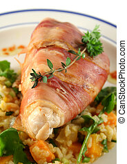 Chicken Prosciutto 5