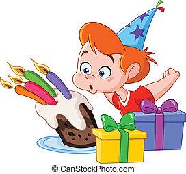 chico cumpleaños