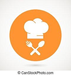 chief-cook's, cappello