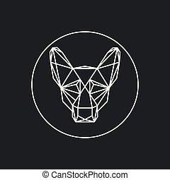 chien, réseau
