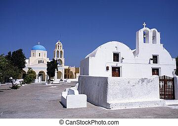 chiesa, composto, 1