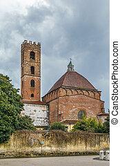 Chiesa dei Santi Giovanni e Reparata, lucca, Italy - Chiesa ...