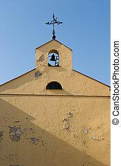 chiesa, in, vilnius, lituania