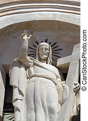chiesa, sant'agostino