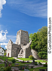 chiesa, uppsala, remain, viking