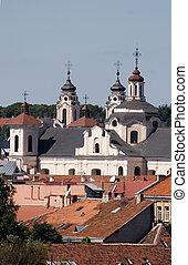 Chiese,  Vilnius