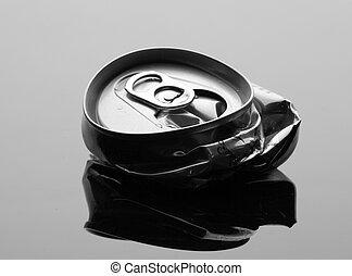 chiffonné, boîte boisson