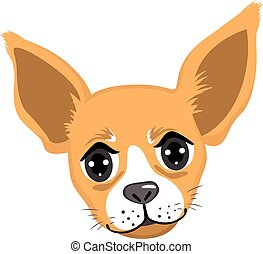 Chihuahua Portrait Avatar