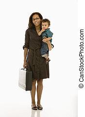 child., affari, mamma