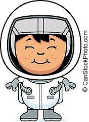 Child Astronaut