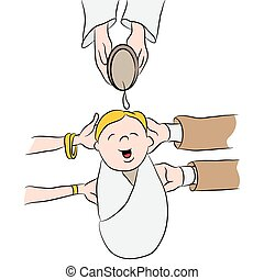baptism of water clipart vector and illustration 21 baptism of