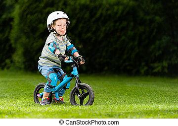 Child Bike Balance Sport