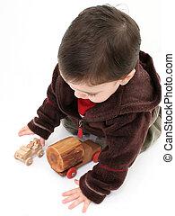 Child Boy Toys