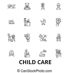 Child care, babysitter, preschool, nanny, nursery, kids...