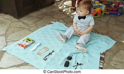 Child chooses his future