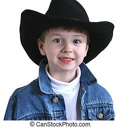 Child Cowboy