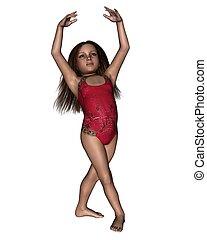Child Dancing - 2