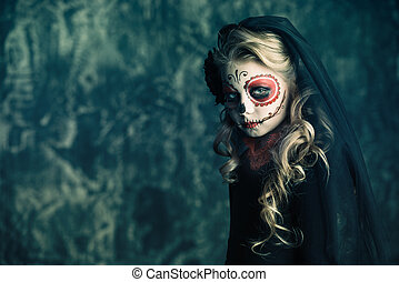 child girl Catrina