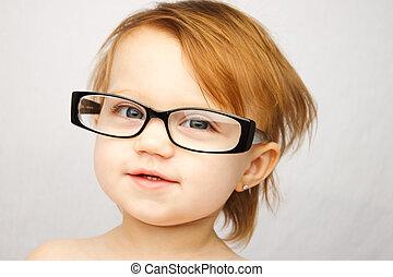 Child Glasses Funny