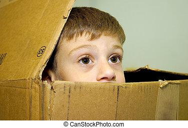 Child In a Box