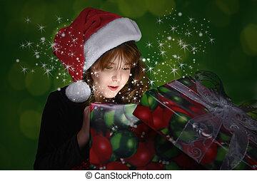 Christmas Gift Full of Surprise