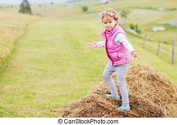 Child Outdoor Activity