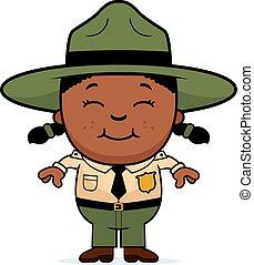 Child Park Ranger