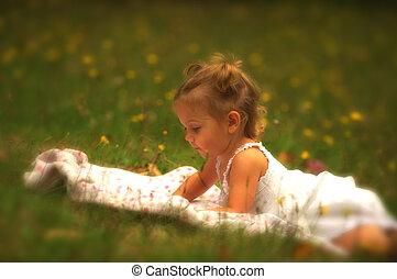 Child Resting