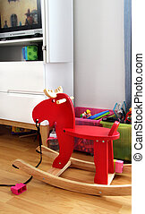 Child room interior